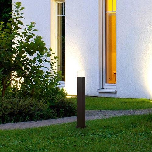 Lauko šviestuvas 'Hudson S', 30 cm aukščio, LED, pastatomas