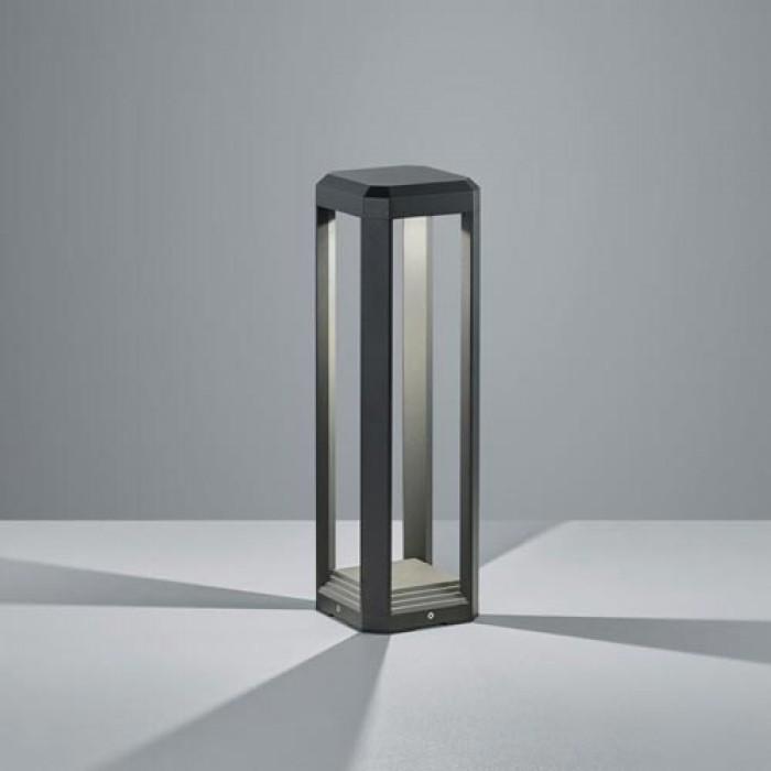 Lauko šviestuvas 'Logone', 50 cm aukščio, LED, pastatomas