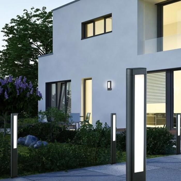 Lauko šviestuvas 'Rhine' 100 cm aukščio, LED pastatomas